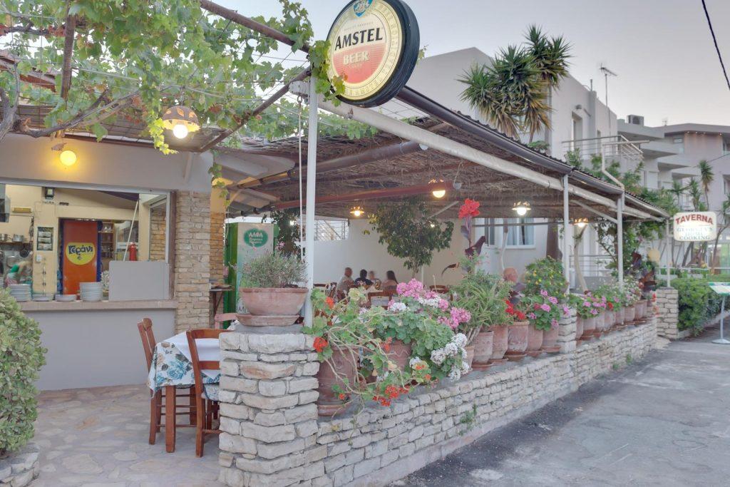 georgioupolis hotel kreta - Tarra Hotel Georgioupolis Kreta